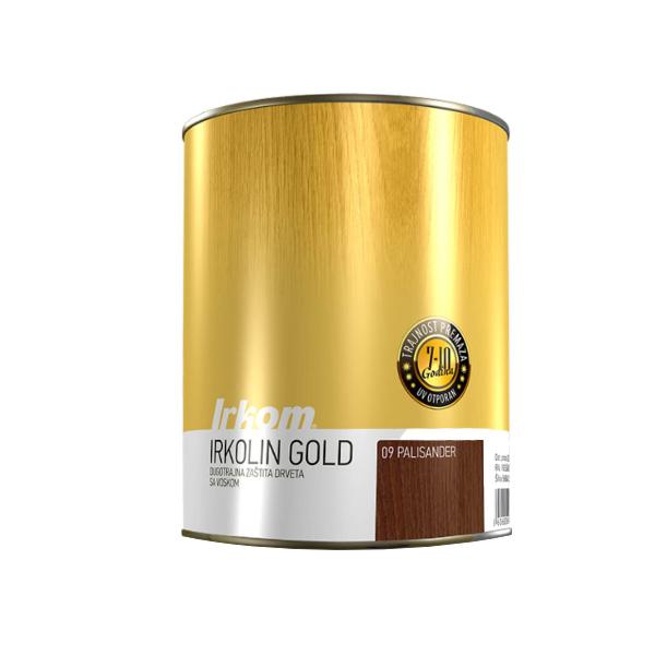 Slika IRKOLIN GOLD 0,75L 01 BEZBOJNI