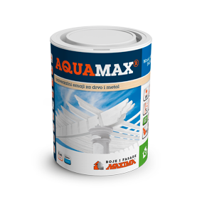 Slika AQUAMAX WOOD PAINT   0,65L