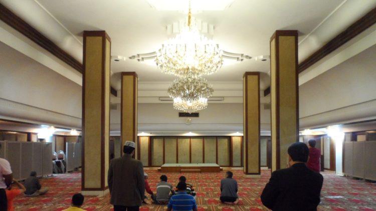 مسجد كولون، هونج كونج