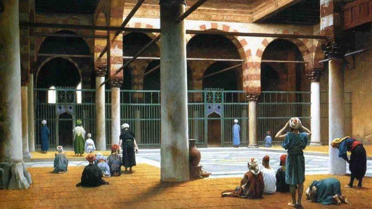 المسجد الكبير, المماليك, رمضان, الإجماع, الديمقراطية