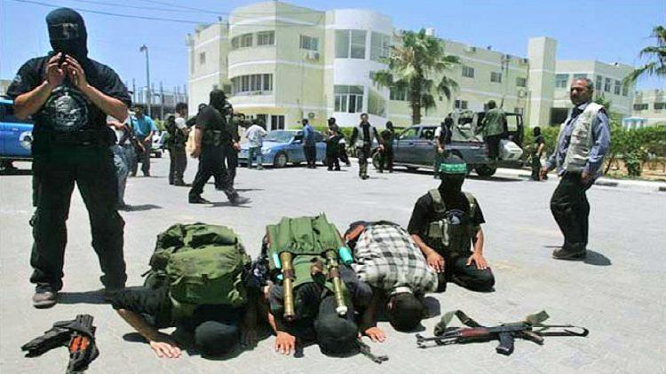 حماس, المقاومة الفلسطينية, غزة, الحسم العسكري في غزة 2007