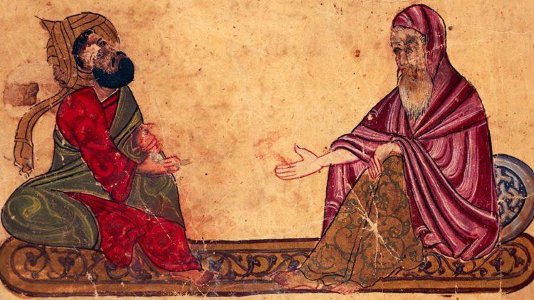 فيلسوف العرب، أبو يوسف الكندي