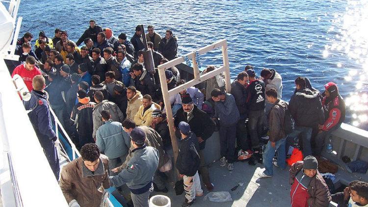 مصر، رشيد، هجرة غير شرعية