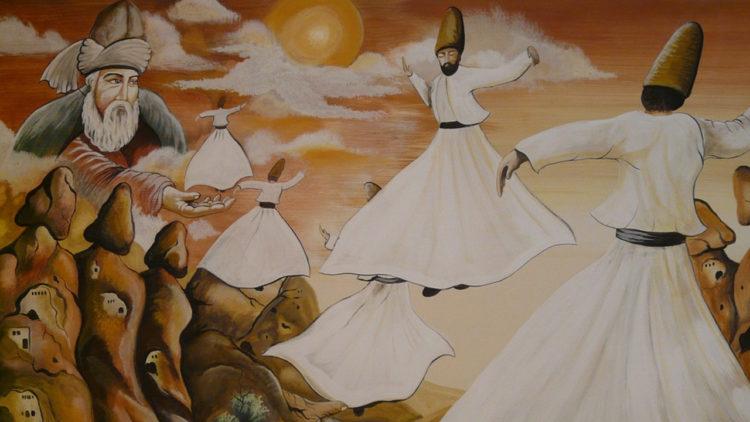 تصوف، جلال الدين الرومي، دراويش