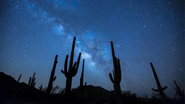 سماء الليل, رصد فلكي, نجوم, سماء, كواكب