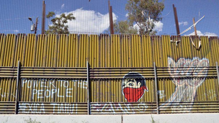 الهجرة غير الشرعية، المكسيك، الولايات المتحدة