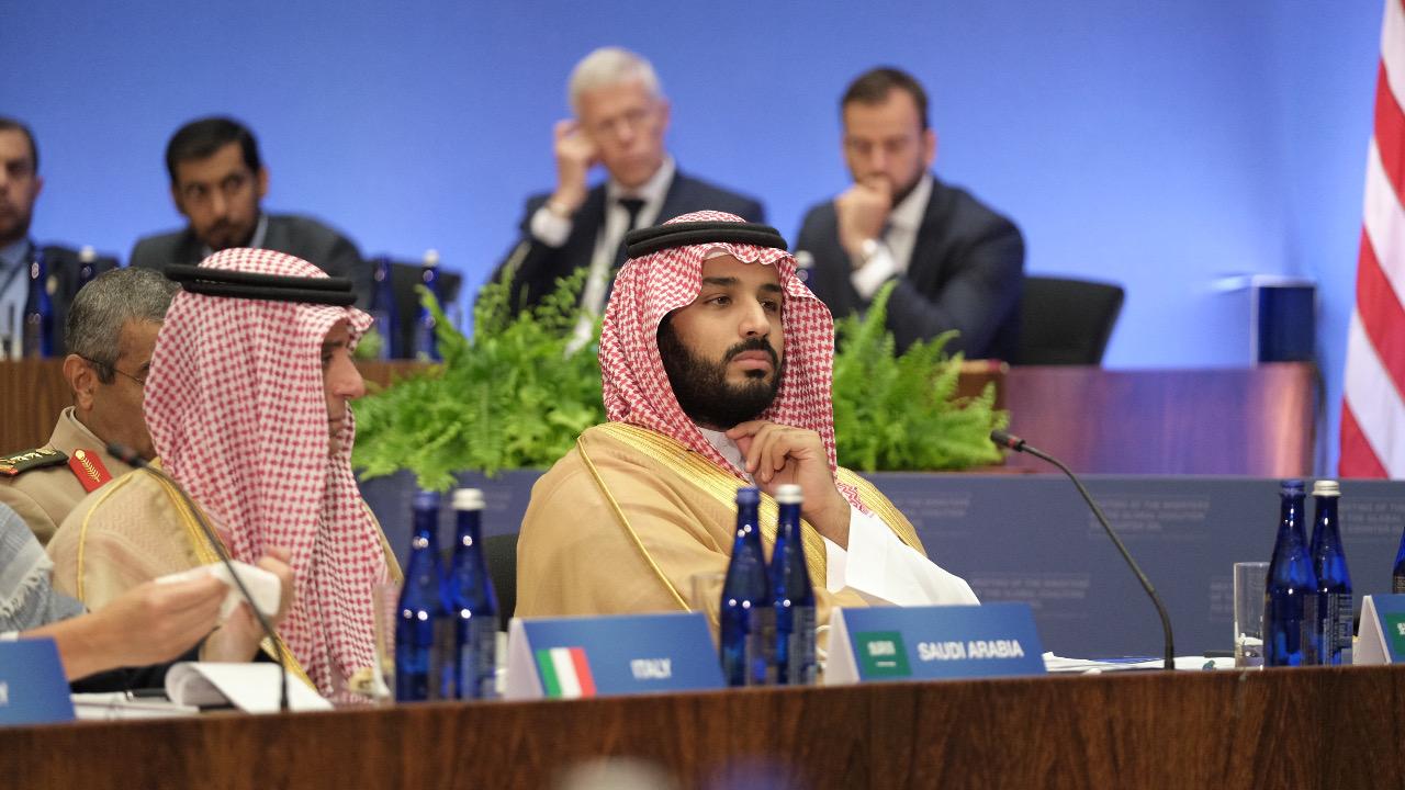 محمد بن سلمان, السعودية