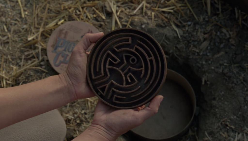 لقطة من مسلسل Westworld