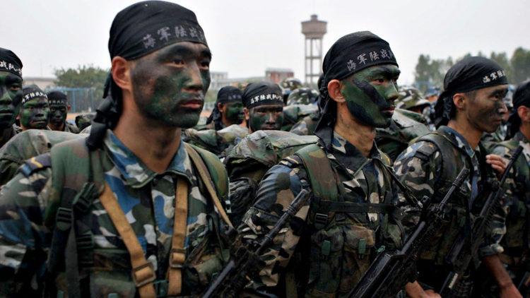 الصين, الجيش الصيني