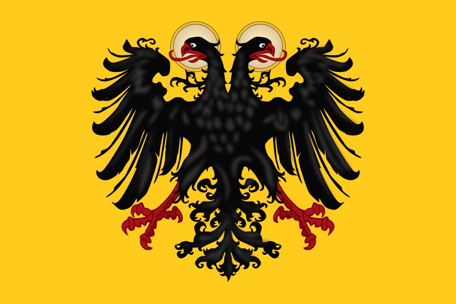 علم الامبراطورية الرومانية المقدسة