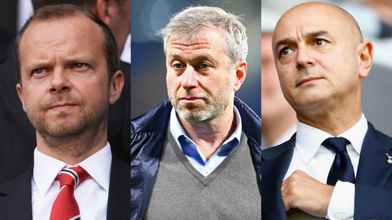توتنهام, تشيلسي, مانشستر يونايتد, الدوري الإنجليزي الممتاز, اللعب المالي النظيف,