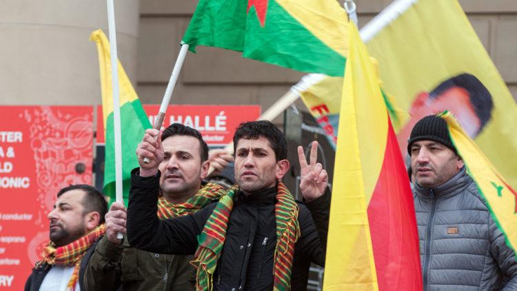 أكراد, احتجاجات