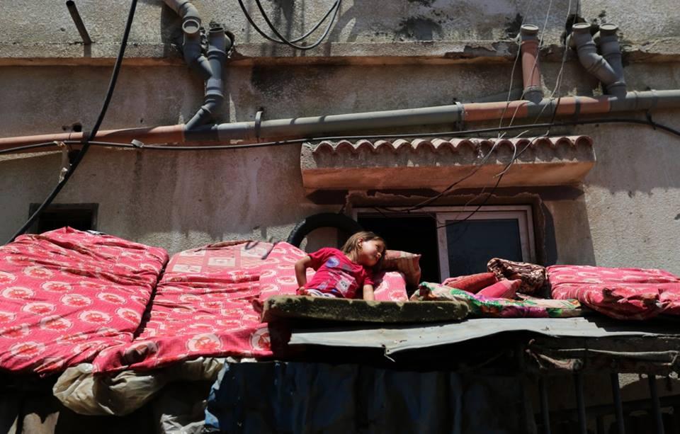 الفقر في غزة, مناطق فقيرة, فلسطين, أطفال