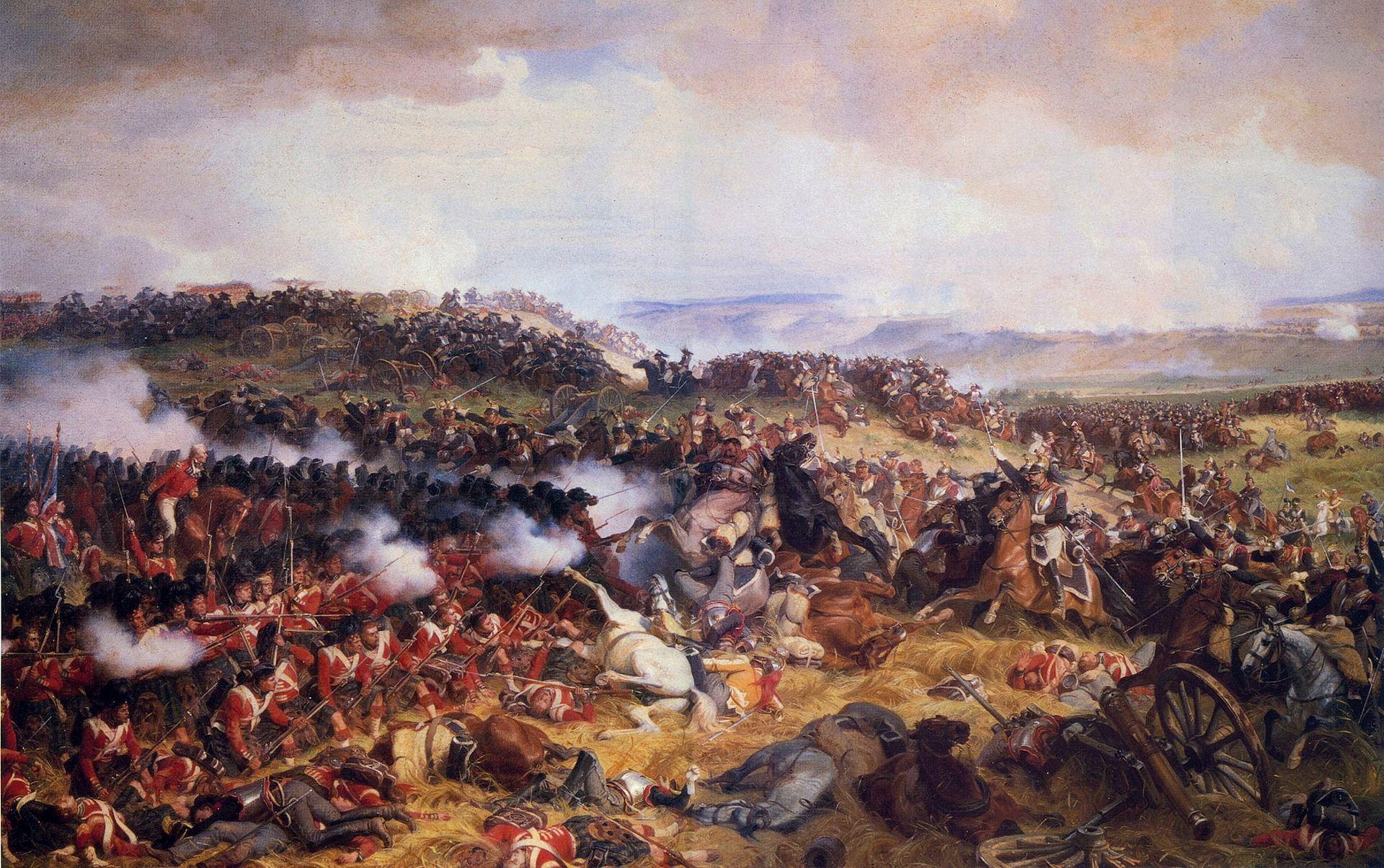 حروب نابليون, الجيل الأول, حروب, معارك