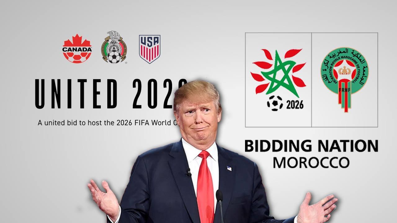دونالد ترامب, كأس العالم, المغرب, رياضة, كرة القدم