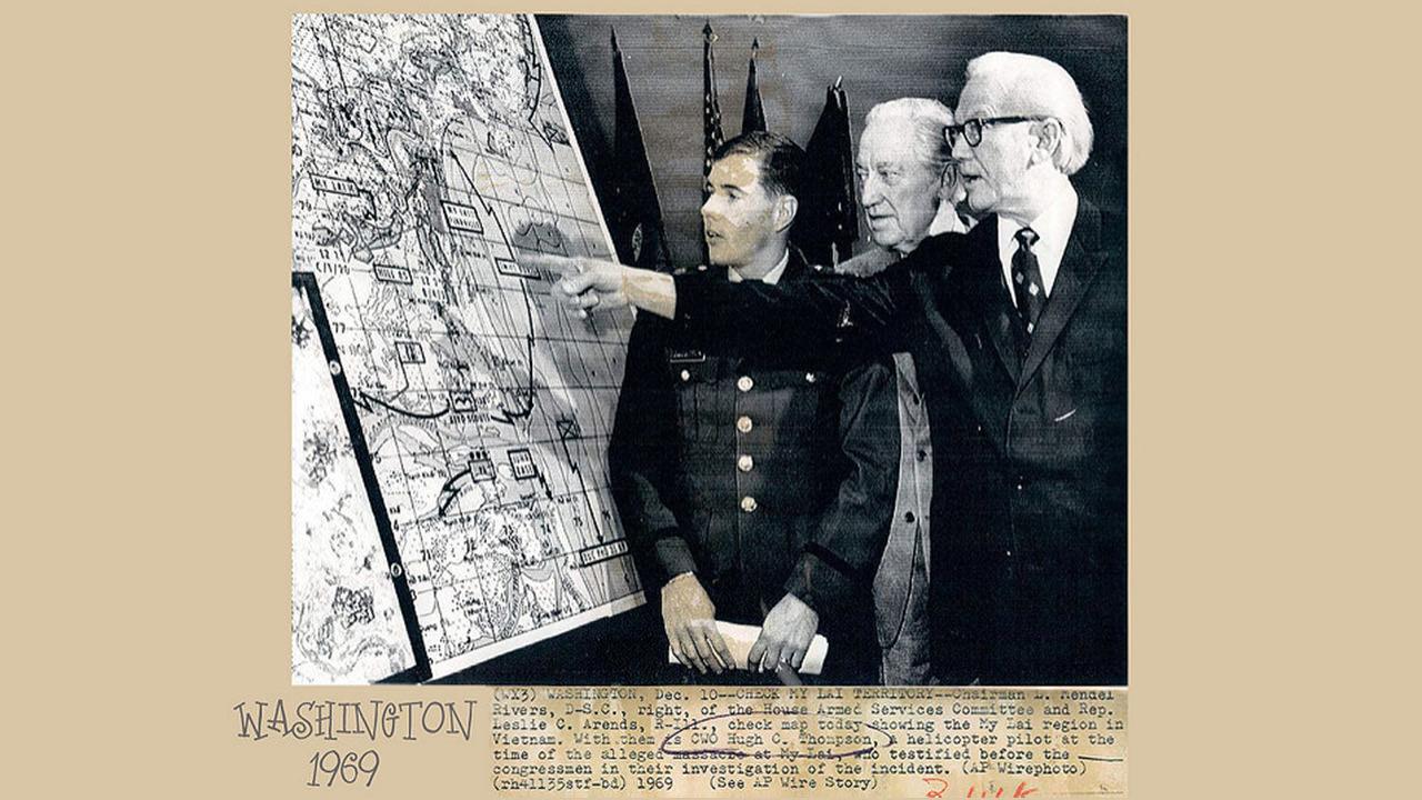 حرب فيتنام, طيار أمريكي, ماي لاي, مجازر, حروب الولايات المتحدة الأمريكية