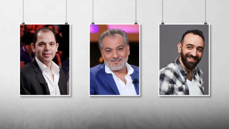 عمرو سلامة، حاتم علي، رامي إمام، دراما رمضان