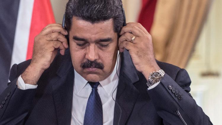 فينزويلا، نيكولاس مادورو