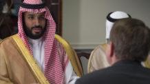 محمد بن سلمان, الولايات المتحدة الأمريكية, السعودية, قضية جمال خاشقجي