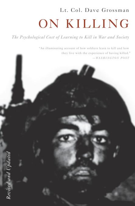 كتاب - التكلفة النفسية لتعلم القتل في الحرب والمجتمع