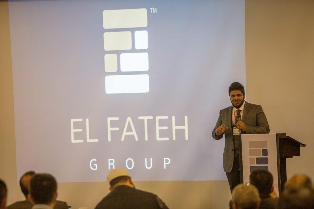 محمد الفاتح ممدوح، رائد أعمال مصري في تركيا