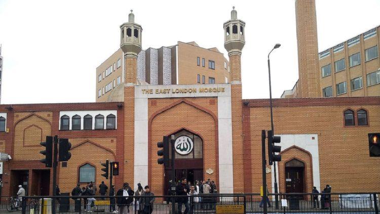 مسجد لندن الشرقية