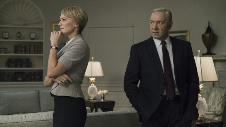 هاوس أوف كاردز، house of cards، أندروود