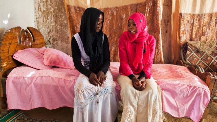السودان, زواج الأطفال, نورا حسين, جنوب السودان, دارفور, زواج القاصرات