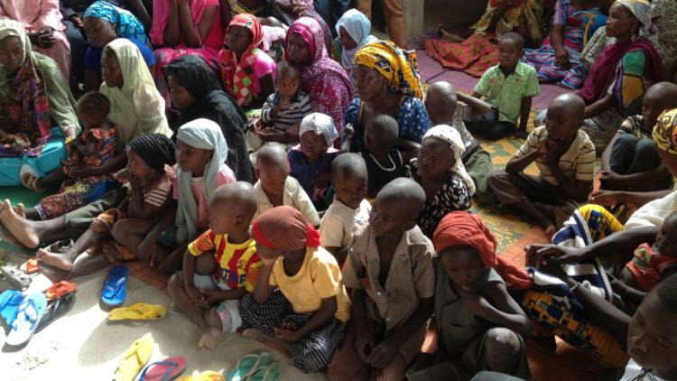 بعض من ضحايا جماعة «بوكو حرام» في نيجيريا