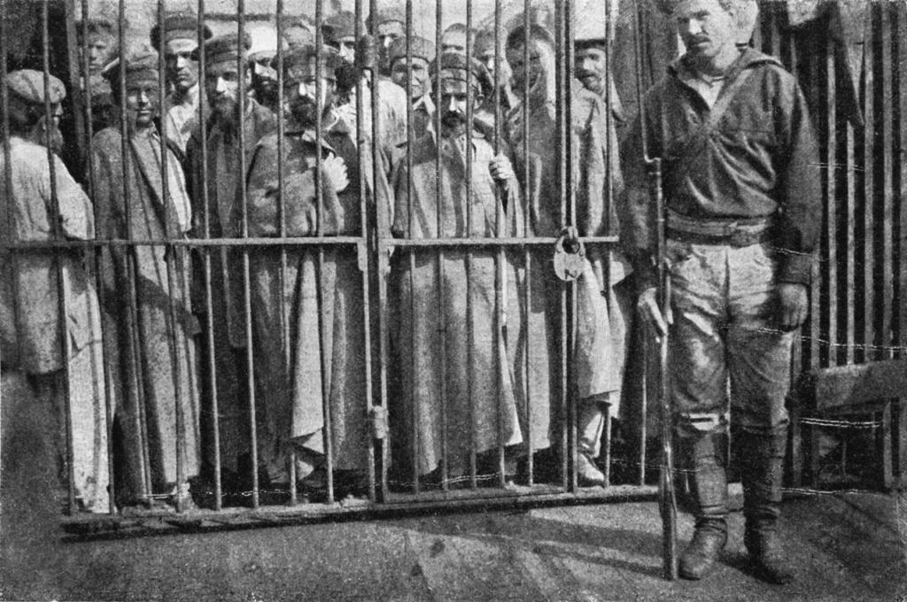 الاتحاد السوفيتي، روسيا، معسكرات الاعتقال