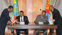 إثيوبيا، آبي أحمد، إريتريا، أسياس أفورقي