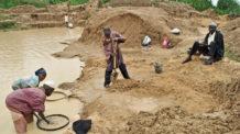 الألماس, استخراج الالماس, عمالة الأطفال, أفريقيا, عمال, مناجم الألماس