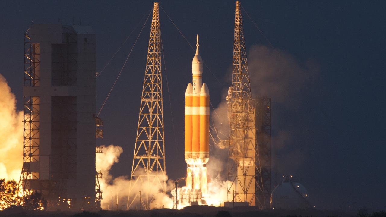 دلتا فور هيفي, فضاء, ناسا, صاروخ فضائي, مسبار باركر