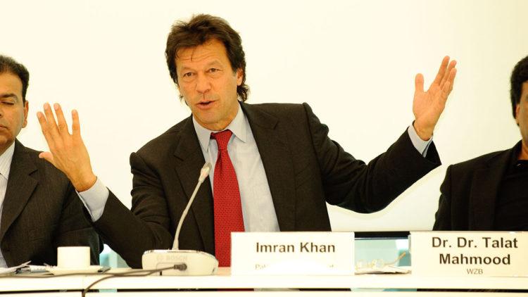 عمران خان، باكستان