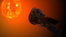 مسبار باركر, ناسا, دلتا فور هيفي, صاروخ فضاء, فضاء, فلك