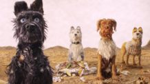 جزيرة الكلاب، ويس أندرسون، براين كرانستون، سكارليت جوهانسن، Isle of Dogs، Wes Anderson، Bryan Cranston، Edward Norton، Bill Murray، Scarlett Johansson