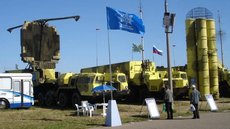 إس-300, الأسلحة الروسية, سوريا, روسيا, الثورة السورية