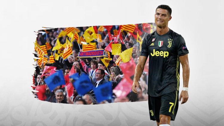 كريستيانو رونالدو، يوفينتوس، فالنسيا، دوري أبطال أوروبا، برشلونة