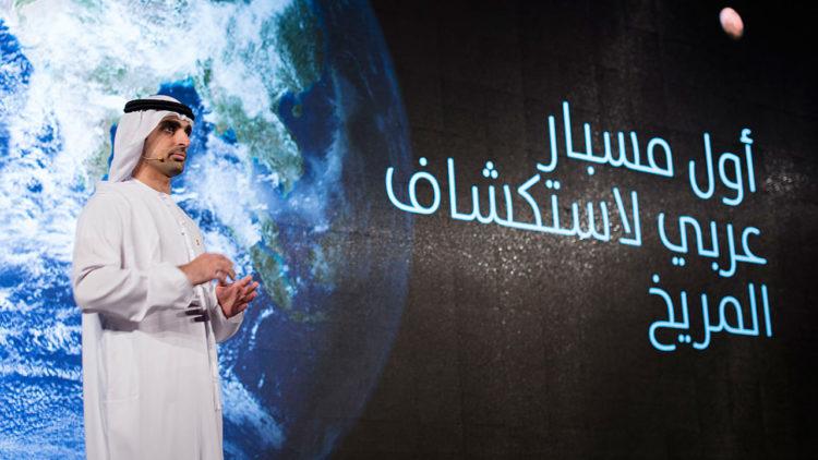هزاع المنصوري, سلطان النيادي, أول رائدي فضاء إماراتيين, وكالة الإمارات للفضاء, مشروع الأمل, المريخ, سباق الفضاء, وكالات الفضاء العربية