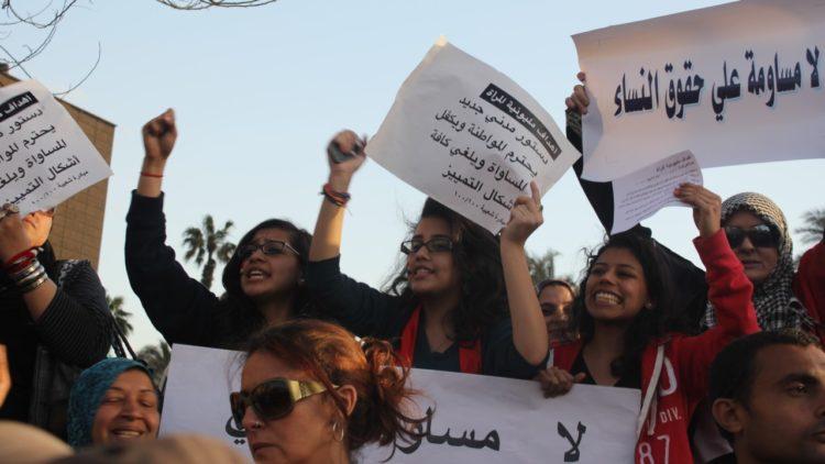 قضايا وحقوق المرأة, مصر, تظاهرات, التحرش الجنسي, المساواة, نساء مصر