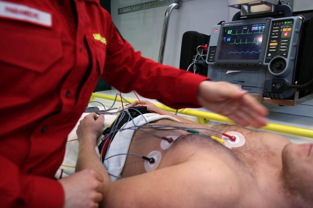جهاز رسم القلب، أمراض القلب