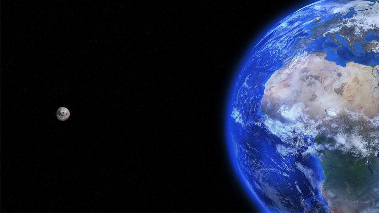 القمر, المريخ, فضاء, فلك, ناسا, العودة للقمر