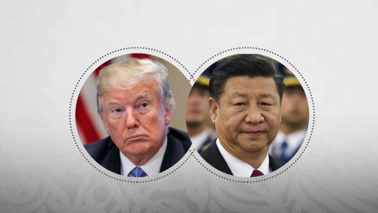 الرئيس الصيني, شي جين بينغ, دونالد ترامب, الصين, الولايات المتحدة الأمريكية, العلاقات الأمريكية الصينية, الحرب
