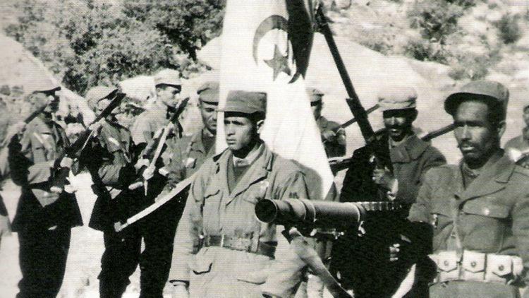 ثورة تحرير الجزائر، الجزائر
