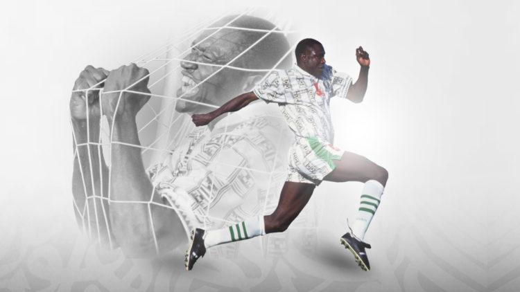 رشيدي ياكيني، منتخب نيجيريا، كأس العالم 1994