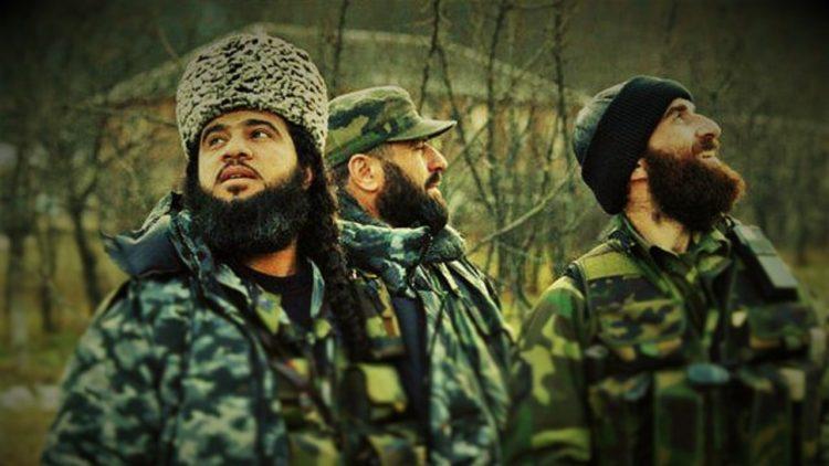 شامل باسييف، خطاب، الحركة الجهادية، الشيشان
