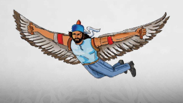 عباس بن فرناس، الطيران، الأندلس