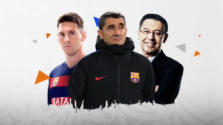 برشلونة, فالفيردي, ليونيل ميسي, جوارديولا, الدوري الأسباني