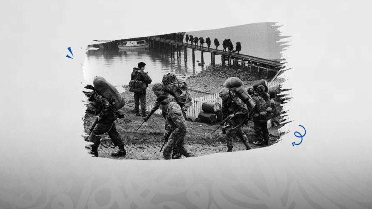 حرب فوكلاند، الأرجنتين، بريطانيا