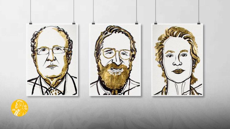 جائزة نوبل,كيمياء, جائزة نوبل 2018, فرانسيس أرنولد, جورج سميث, جريجوي وينتر, التطور